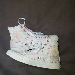High Top Chuck Taylor's Converse Sneakers